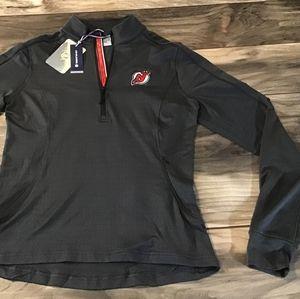 New Jersey Devils Level Wear: Women's M Pullover